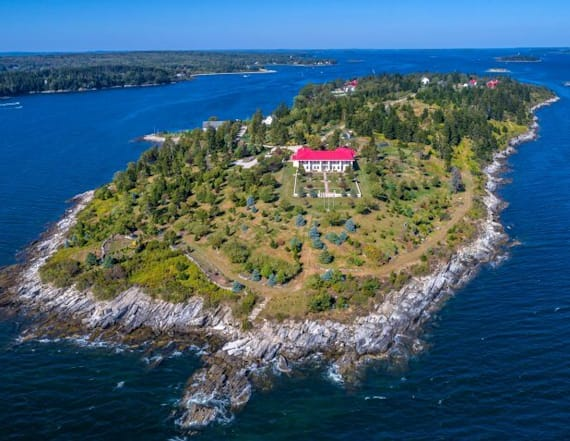 20 extravagant islands for sale right now
