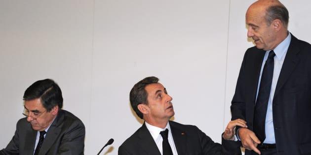 """Sarkozy propose une rencontre avec Fillon et Juppé pour une """"voie de sortie digne"""""""