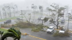 Les images de Porto Rico frappée par Maria,