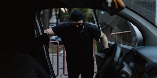 Los robos a mano armada son el 95% de los casos.