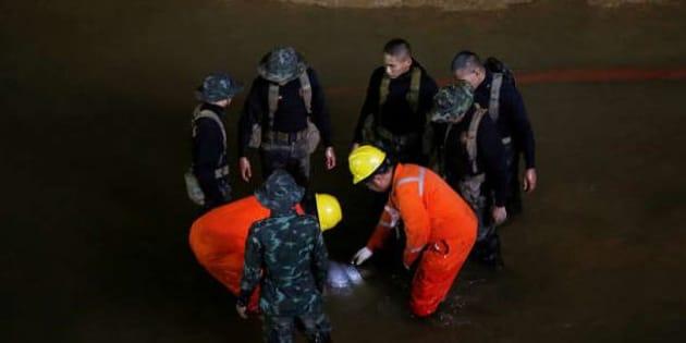 Thailandia: mesi per salvare ragazzi