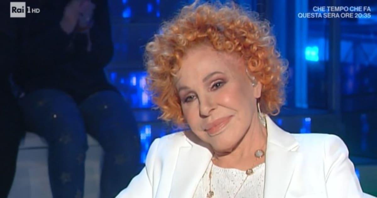"""Ornella Vanoni a Domenica In: """"Prendo antidepressivi ogni giorno"""""""