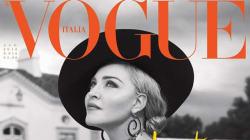 Madonna pose avec ses filles pour Vogue