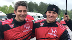 Channing Tatum And Arie Luyendyk Jr Have A Day At The