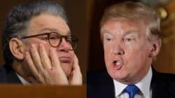 Trump ne se prive pas d'enfoncer ce potentiel adversaire pour 2020, accusé d'agression
