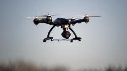 Un drone-jouet abattu près des palais royaux saoudiens à