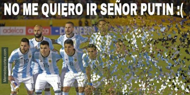 El último partido de Argentina en la fase de grupos será contra Nigeria el 26 de junio.