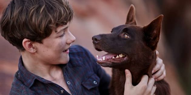 The 'Red Dog' sequel is here.
