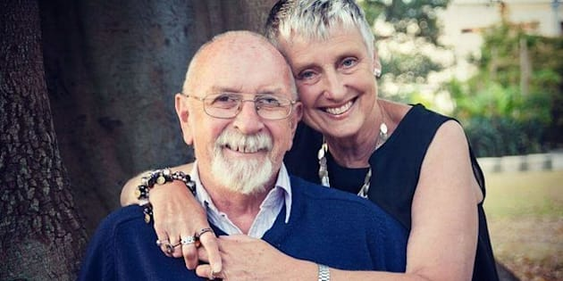Plusieurs années après sa mort, une femme a réussi à surprendre son mari avec une blague