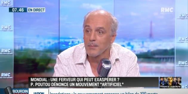 Equipe de France en finale de la Coupe du Monde 2018 : Philippe Poutou s'explique sur son tweet râleur.