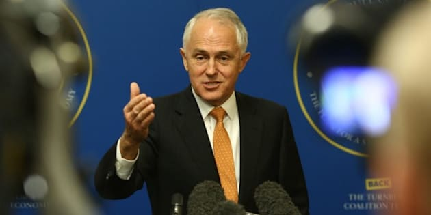 Talking about suicide and mental illness encourages people to seek help, Malcolm Turnbull says