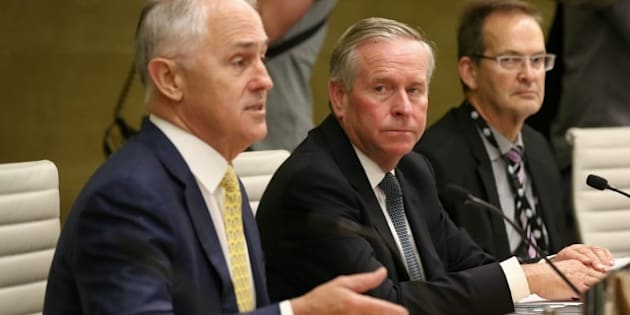 Prime Minister Malcolm Turnbull is urging WA Liberals to get behind Premier Colin Barnett