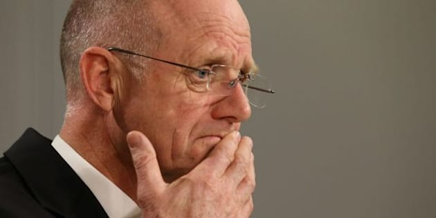 """David Leyonhjelm is arguing that the pension should not be an """"entitlement"""" but rather seen as a punitive """"welfare"""" payment, because people should """"plan for their retirement""""."""