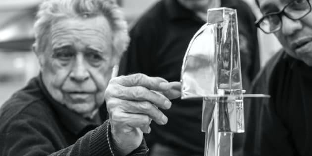 Manuel Felguérez, artista plástico