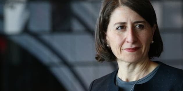 The deputy leader of the NSW Liberal Party has thrown her hat in the NSW Premier race.
