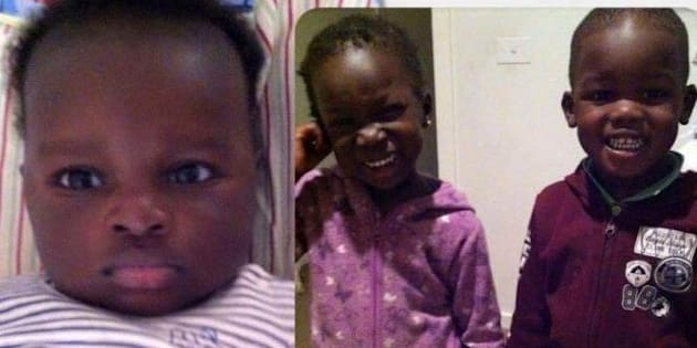 Boland four-year-old twins Hanger and Madit died.