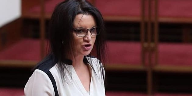 Tasmania senator Jacqui Lambie has denied having concerns over her citizenship status.
