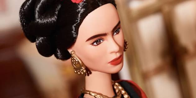 Crean barbie de Frida Kahlo