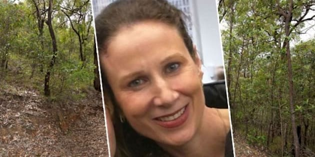 Emergency services, SES, Country Fire Authority and parks officials have searched a 20km radius for Elisa Curry.