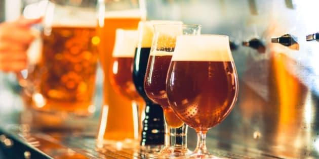 Le changement climatique, c'est aussi moins de bière, selon une étude
