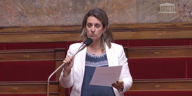 Signe que la succession de Richard Ferrand n'est pas simple, la députée PerrineGoulet renonce en déplorant le peu de place faite aux femmes.