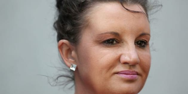 In August 2015, Lambie told the senate 'Even with my title, I have no control over my son'.