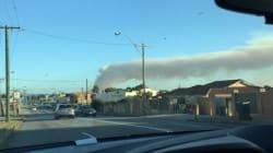 Emergency Bushfire Warning Issued For Residents In Bedfordale,