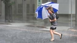 'Very Dangerous' Storm Hits