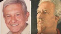 Estos son los dobles de los presidenciables en obras de arte (y su parecido más allá de la