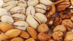 Frutta secca anti-obesità, si a noci, mandorle e