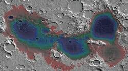 Questo antico bacino idrotermale trovato su Marte potrebbe rivelare un segreto su come è nata la vita sulla