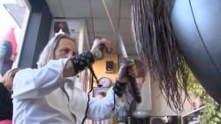 Ce coiffeur espagnol vous coupe les cheveux au