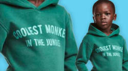 H&M: Everyone Is To Blame For This Monkey On Our