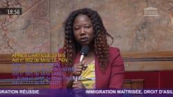 Cette députée LREM voulait répondre à ceux qui parlent des migrants