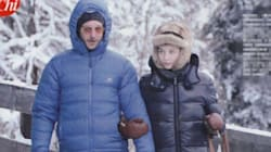 Beatrice Borromeo è incinta. Le vacanze sulla neve col marito Pierre e il
