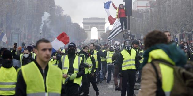"""Parigi chiede ai gilet gialli di fermarsi: """"Dopo Strasburgo, sarebbe ragionevole non manifestare ..."""