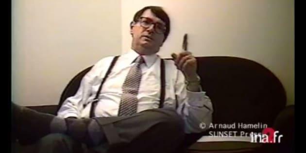 Jean-Claude Méry, filmé par Arnaud Hamelin, livre des révélations explosives.