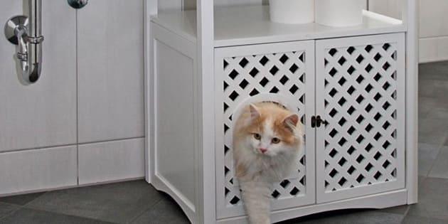Le HuffPost américain a trouvé dix objets pour animaux de compagnie qui ne jureront pas avec votre intérieur.