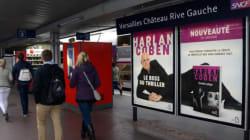 Harlan Coben et sa fille se moquent de l'affiche française de son nouveau