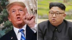 Trump amenaza a Kim Jong-un con la
