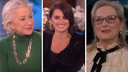 Meryl Streep, Dame Mirren y Penélope