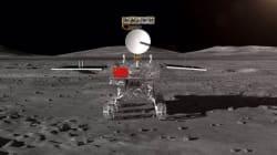 中国、無人月探査機を打ち上げ 世界で初めて月の裏側への着陸目指す