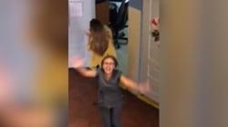 La bouleversante réaction de cette école de Porto Rico qui a enfin retrouvé le