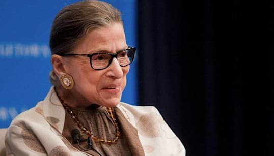 US Supreme Court Justice Ruth Bader Ginsburg Hospitalised With Fractured Ribs After