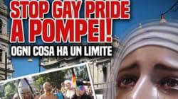 Forza Nuova minaccia il Gay Pride a Pompei: