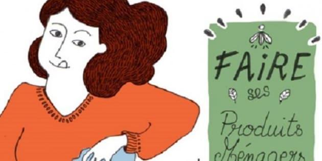Cette illustratrice a dessiné 101 gestes pour nous inciter à être plus écolo.