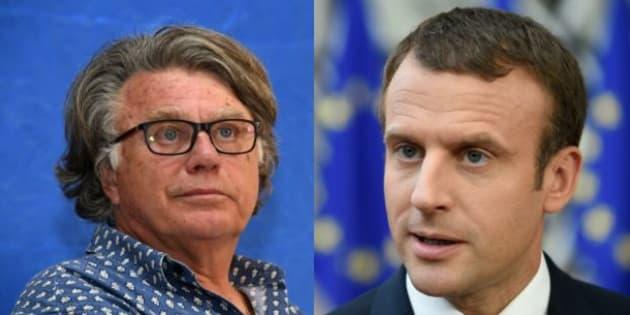 """Pour Collard, la Pologne a mis """"sa première petite fessée de rentrée scolaire à Macron"""""""