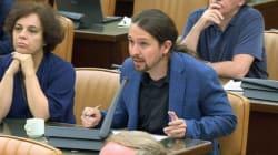 El PP se venga: sentará a Iglesias en el Senado antes de final de año para hablar de