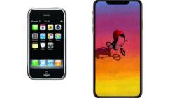 iPhone XS Max : l'évolution de tous les iPhones depuis le