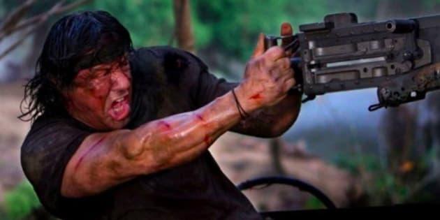"Stallone de retour avec ""Rambo 5"""